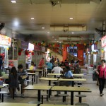 Food Court in Little India